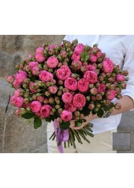 51 роза Пинк Пиано